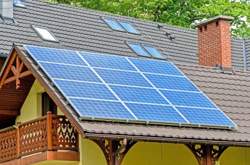 Inwertery solarne